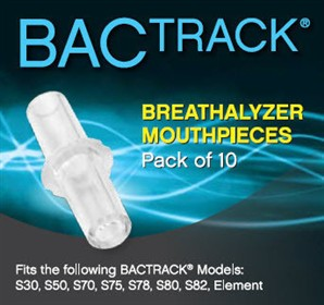 bactrack replacement mouthpieces
