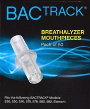 BACtrack Mouthpieces bactrack replacement mouthpieces
