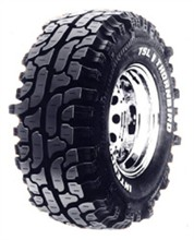 14 Inch Wide Super Swamper Tires  interco t 317