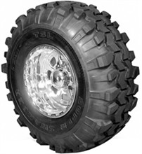 8 Inch Wide Super Swamper Tires  interco sam 40