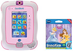 Vtech InnoTAB 3/3S Learning Tablet vtech 80 157850 and 80 230200