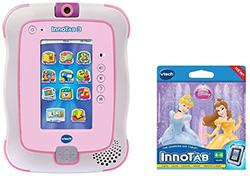 Vtech InnoTAB 3/3S Learning Tablet vtech 80 157850 and 80 230200