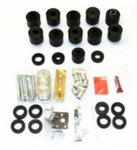 Jeep Body Bushing Kits by Performance Accessories performance accessories 19016
