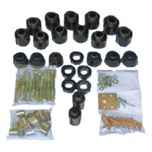 Jeep Body Bushing Kits by Performance Accessories performance accessories 19014