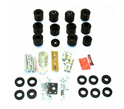 Jeep Body Bushing Kits by Performance Accessories performance accessories 19011