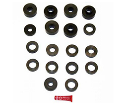 Jeep Body Bushing Kits by Performance Accessories performance accessories 19005