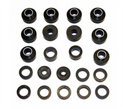 Jeep Body Bushing Kits by Performance Accessories performance accessories 19004