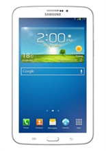 Samsung Galaxy Phones samsung galaxytab3 3g white