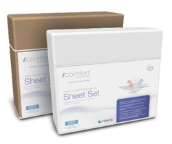 Bed Sheets serta icomfort sheet set mocha solid