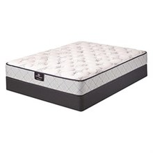 Serta Queen Size Luxury Firm Mattress and Boxspring Sets serta vanburg firm set