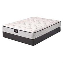 Serta Queen Size Luxury Plush Mattress and Boxspring Sets serta vanburg plush set
