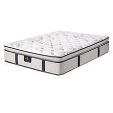 Serta Twin Extra Long Plush Pillow Top Mattress Only serta green acres spt mattress only