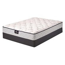 Serta King Size Luxury Plush Mattress and Boxspring Sets serta vanburg plush set