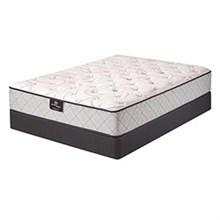 Serta King Size Luxury Plush Mattress and Boxspring Sets serta tierny plush set