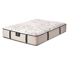 Serta Queen Size Hard Feel Luxury Firm Mattress  serta darlington firm