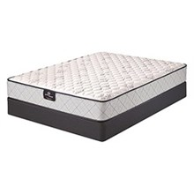 Serta Queen Size Luxury Firm Mattress and Boxspring Sets serta wainwright firm set