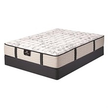 Serta Queen Size Luxury Firm Mattress and Boxspring Sets serta montclair firm set