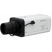 Fixed Network Security Cameras sony sncvb600