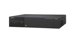 Network Video Recorders sony security nsr500