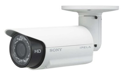 Fixed Network Security Cameras sony security sncch160