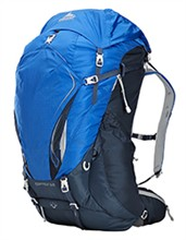 Gregory Supported Backpacks gregory contour 60 banner