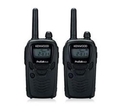 Kenwood Walkie Talkies / Two Way Radios   2 Radio kenwood tk3230k