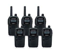 Kenwood Walkie Talkies / Two Way Radios 6 Radio kenwood tk3230k
