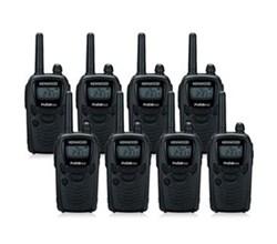 Kenwood Walkie Talkies / Two Way Radios   8 Radio kenwood tk3230k