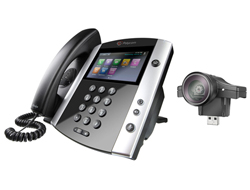 Polycom Video Desktop Conferencing Phones polycom 2200 44600 001 2200 46200 025