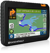 Rand McNally GPS Navigation rand mcnally rvnd7715