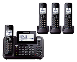 Cordless Phones panasonic kx tg9544b
