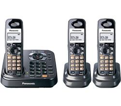 Cordless Phones panasonic kx tg9343t