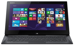 Sony Flip PC's sony svd13225pxb