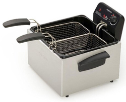 Presto Electric Deep Fryers presto 05466