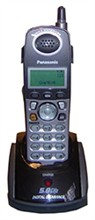 Panasonic 58GHz Cordless Phones KX TGA542M R
