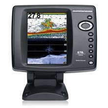 Humminbird GPS FishFinders hummingbird 678c hd di