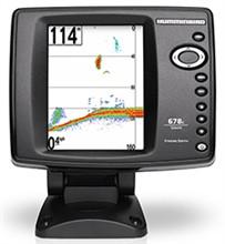 Humminbird GPS FishFinders humminbird 678c hd xd