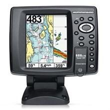 Humminbird GPS FishFinders humminbird 688ci hd xd combo