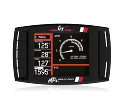 Bully Dog Toyota GT T Triple Dog Gauge Tuner Power Programmer bully dog 40450
