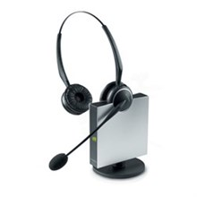 Jabra GN Netcom Stereo Wireless Headsets GN9125 Duo