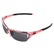 Tifosi Optics Radius Series Sunglasses tifosi radius smoke ac red clear