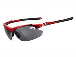 Tifosi Optics Tyrant 2 0 Series Sunglasses tifosi tyrant 2.0 smoke ac red clear