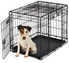 Midwest Ovation Single Door Dog Crates midwest 1924dd