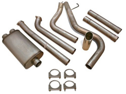 Bully Dog Toyota Exhaust System bully dog 84010