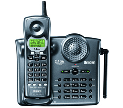 Uniden 2 4GHz Cordless Phones uniden exi3226
