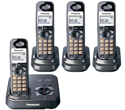 Cordless Phones panasonic kx tg9334t