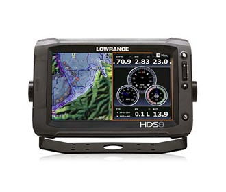 lowrance hds 9 gen2 touch insight with ss 83 200khz