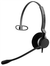 Jabra GN Netcom Headsets By Use BIZ 2300 Mono QD