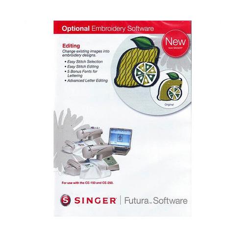 Singer Advanced Editing Software Software - CD at Sears.com