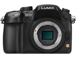 Panasonic ILC Compact System Cameras panasonic dmc gh3kbody